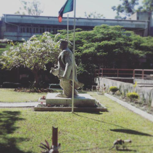 University of Zambia campus
